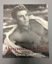 Abercrombie & Fitch Christmas 2004 Casual Luxury Catalog