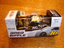 2014 GREG BIFFLE #16 MEGUIARS FORD FUSION 1:64 ACTION NASCAR FREE SHIPPING