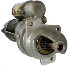 Anlasser Hyster Gabelstapler Diesel New Holland L85 3.9 Fiat 12 Volt 10 Zähne