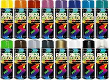 Lackspray Sprühdose Spraydose RAL Deco Color Farbe wählbar 400ml