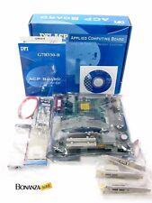 DFI ITOX G7B330-B G7B331-070G | Socket LGA 775 Micro-ATX Motherboard | Q965 ICH8