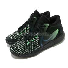 Nike Kd Trey 5 VIII Ep 8 Кевин Дюрант, черная, ��еленая, мужские баскетбольные кроссовки CK2089-004
