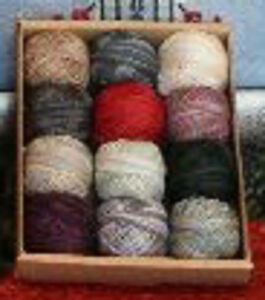 Valdani Threads for Winter Quakers by Rosewood Manor New