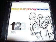 Snout Hey Hey Hey Rare Australian 5 Track CD EP - Like New