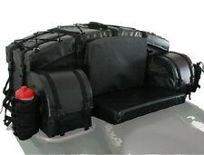 ATV Tek Arch Series Rear Rack Black Cargo Bag - Part # ACBBLK