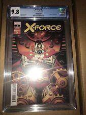 X-force (Volume 6) #5 CGC 9.8 Marvels X Greg Land variant free shipping