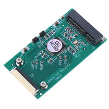 "1.8"" Mini mSATA PCI-E SSD to 40Pin ZIF Card CE Cable Adapter ConverteDS"
