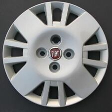 """Fiat Fiorino Style  2007> Onwards  ONE 14"""" Wheel Trim Hub Cap  FT 740 AT Red"""