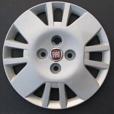 """FIAT FIORINO stile 2007 IN POI > Uno 14"""" Copriruota HUB Tappo FT 740 in Rosso"""