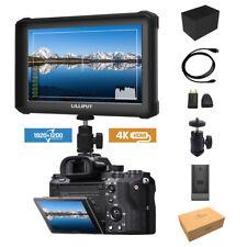 Lilliput A7s-2 7 1920x1200 DSLR Caméra Field Moniteur 4k HDMI Sony A7s A7r III