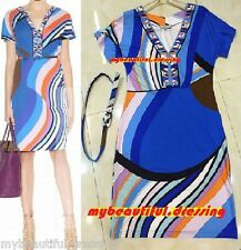 MW007991 - DESIGNER MULTICOLOUR JERSEY SILK DRESS (#595)