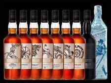 *** Game of Thrones - Whisky Set of 9 Single Malt (incl. White Walker) ***