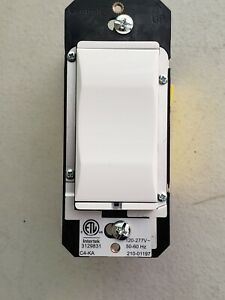 Control4 C4-KA-WH Auxiliary Keypad Wireless 120 277V NEW OTHER White