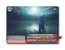 Weiss Schwarz Fate/Zero x 1 Identity of the Fallen Knight [FZ/S17-E083 CR] Engli