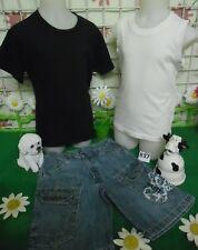 lot vêtements occasion garçon 6 ans,débardeur ,tee-shirt,bermuda jean