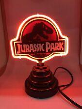 """Jurassic Park 3D Neon Sign Beer Bar Gift 14""""x10"""" Light Lamp"""
