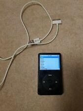 Apple iPod Classic 5th Generation A1136 30GB Video Black - Model MA146FB