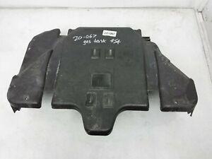 06 07 08 09 10 11 12 Porsche Cayman Fuel Tank Shield 997-201-331-02 W/O Awd