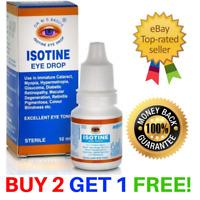 Isotine Eye Drops Pure Herbal For Cataract, Myopia, Glaucoma | Trusted Worldwide