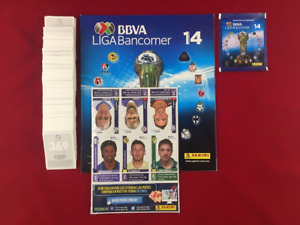 Panini Mexican League Liga Mexicana Apertura 2014 Mexico Set + Album + Packet