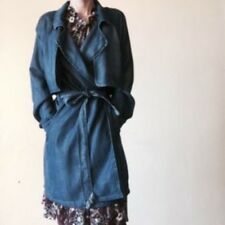 Denim Trench Coats & Jackets for Women | eBay