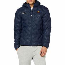 ELLESSE STANNETTI SXC07355 Mens Hoodie Jacket Down Filled Winter Puffer Coat