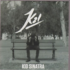 RARE SAMPLE PROMO LIKE NEW CD K21 Kid Sinatra hip hop oz aust golden era