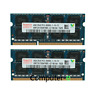 Hynix 8GB KIT 2X4GB 8500S DDR3-1066MHZ 1.5V 204Pin  SO-DIMM Laptop Memory RAM