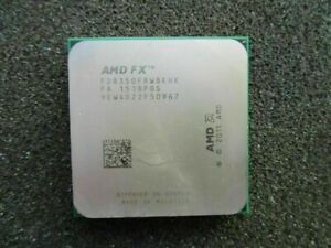 AMD fx-8350 procesador Black Edition 4 GHz * 8 núcleo procesador socket am3+