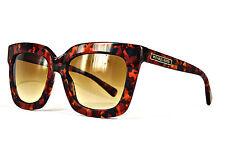 Michael Kors Damen Sonnenbrille MK2013 30672L  53mm braun rot blau 293 T34