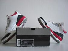2006 Nike Air Jordan 3 III Fire Red retro Vintage 136064-161 US 12 EUR 46 OG-Box