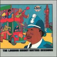 London Sessions - Muddy Waters (1989, CD NIEUW)