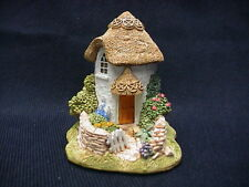 Lilliput Lane Cottage Thimble Cottage with box and deed 1995/96 Club Piece