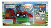 Farm Country Life Play Set - 22 items Toy Animals NEW