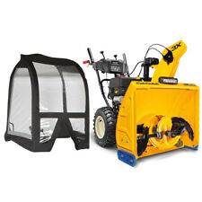 "HD Cub Cadet 3 Stage Snow Blower 28"" Gas Powered Electric Start w/ Canopy"