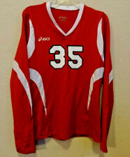 A- Asics Men's Blast 35 Long Sleeve Size-S