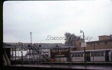West Ruilsip for Ickenham London Transport June 1981 KODACHROME SLIDE-Railroad