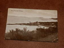 Early real photo Postcard - Ascog Bay - Rothesay - Bute Scotland