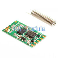 1Stk HC-11 433Mhz Wireless to TTL CC1101 Module V1.9 Replace Bluetooth HC11 Neu