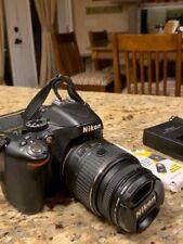 Nikon D5100 16.2MP Digital SLR Camera With 18-55mm Lens-Just 7k Clicks!