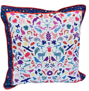 **Exclusive**  Woodland Folk Cushion