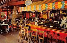 """Andre's """"L'Omelette"""" French Restaurant Palo Alto California Postcard ca 1960s"""