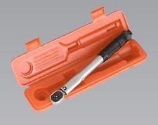 Sealey Stw101 Clé Dynamométrique Micromètre Style 1/4insq Lecteur