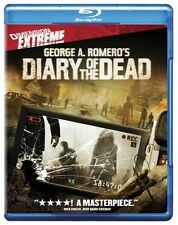 Brand New! George A Romero - Diary of the Dead (Blu-ray) Zombie Walking Horror