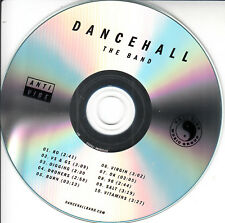 DANCEHALL The Band 2018 UK 10-trk promo test CD