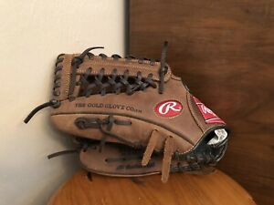 "Rawlings P125FS 12.5"" Players Preferred Leather Baseball Glove Right Hand"