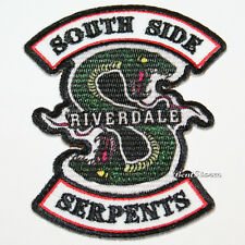Licensed Riverdale SouthSide Serpents IRON ON Patch Badge for jacket or hoodie