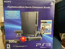 PlayStation 3 - 320 GB System/PlayStation Move Bundle Sports Champions