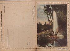 # TIVOLI: BIGLIETTO POSTALE (tariffa lettera) anni '50