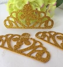 10-BabyShower Party Table Decoration Princess Foam Big Crown Favors Centerpiece